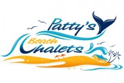 Patty's Beach Chalets - Logo design