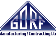 GORF Contracting / Manufacturing - Logo Design